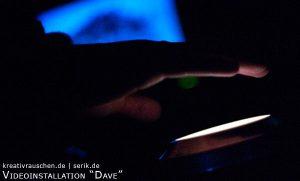 Dave: Interaktion