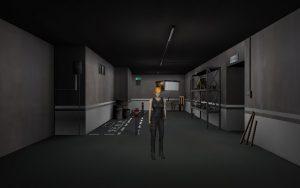 Die Stadt Noah: Screenshot Bunker