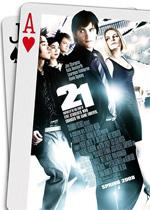 Filmplakat: 21