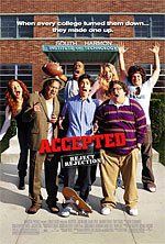 Kinoplakat: Accepted