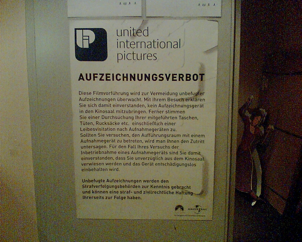 Uncomfortable Announcement at Ambo Stuttgart