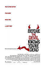 Filmplakat: Before the Devil Knows You're Dead