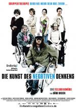 Die Kunst des Negativen Denkens: Plakat