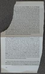 Buchausschnitt - Rückseite