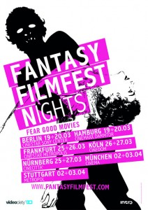 Poster: Fantasy Filmfest Nights 2011