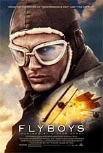 Flyboys - Englisches Filmplakat
