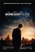 """Filmplakat zu """"Gone Baby Gone - Kein Kinderspiel"""""""