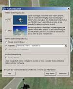 Google Earth als kostenloser Flugsimulator