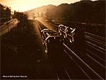 Eisenbahnromantik von Kevin Scanlon