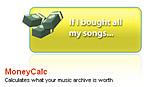 Last.fm MoneyCalc
