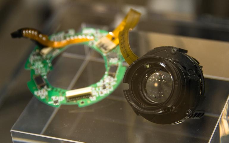 Eine Bildstabilisator - Photokina 2008