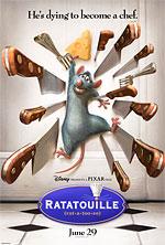 Ratatouille - Poster