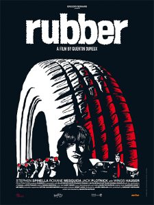 Poster: Rubber