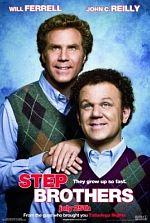Poster: Step Brothers / Die Stiefbrüder