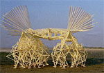 Strandbeest - Wind powered artificial life