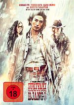 DVD zu Sukiyaki Western Django