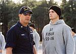 Kevin Costner und Ashton Kutcher