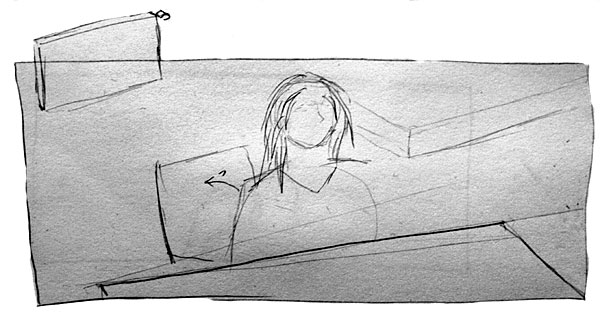 Storyboard for