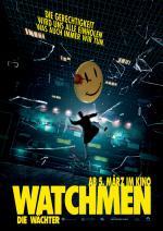Watchmen - Die Wächter: Filmplakat / Poster