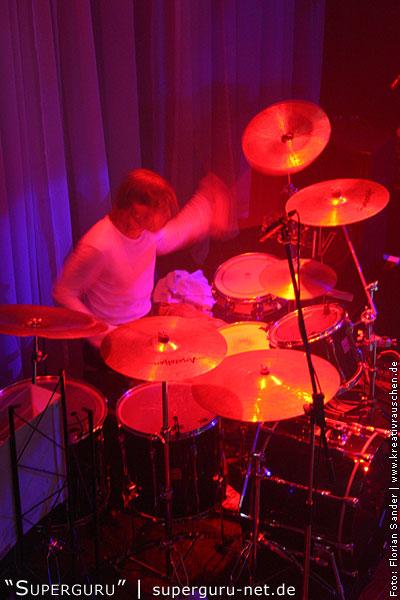 Drummer: Michael Reith