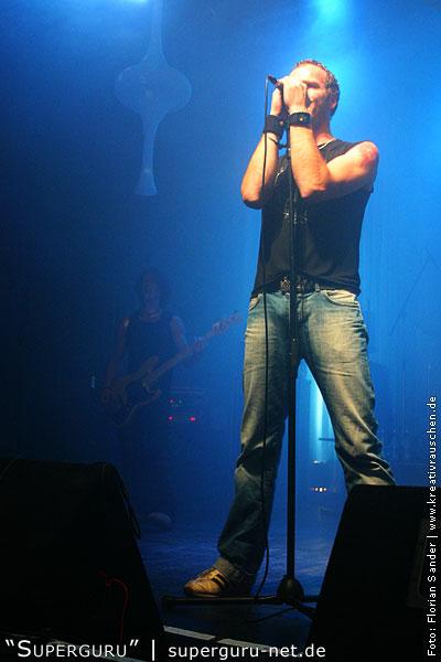 Frontman: Andreas Callie
