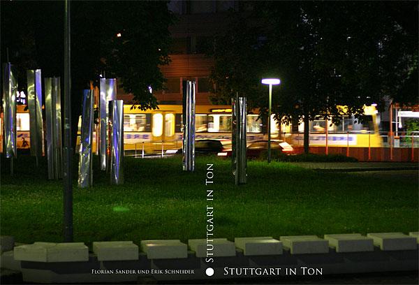 Stuttgart in Ton - Cover